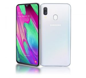 Samsung Galaxy A40 Android 10 Update is now Available